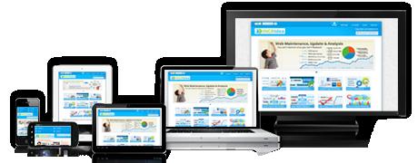 reszponzív webdesign eszközök